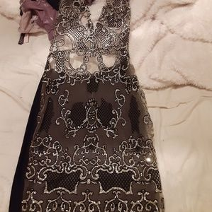 """Custom made """" Girl's Night out"""" dresses"""